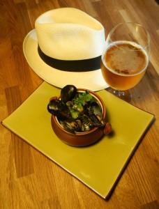 Zuppetta di pesce e birra